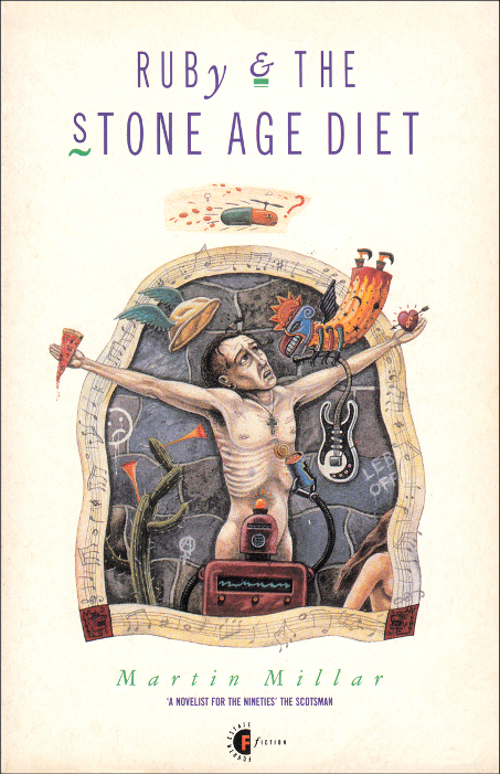 Ruby & The Stone Age Diet