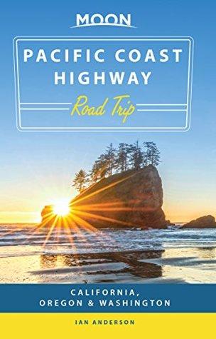 Moon Pacific Coast Highway Road Trip by Ian Anderson