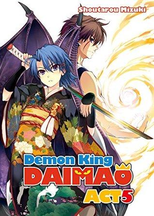 Demon King Daimaou Volume 5 By Shoutarou Mizuki