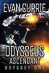 Book cover for Odysseus Ascendant (Odyssey One #7)