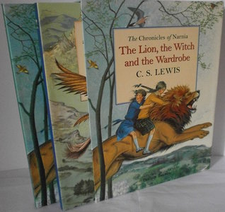 The Lion, the Witch and the Wardrobe / The Magician's Nephew by C.S. Lewis
