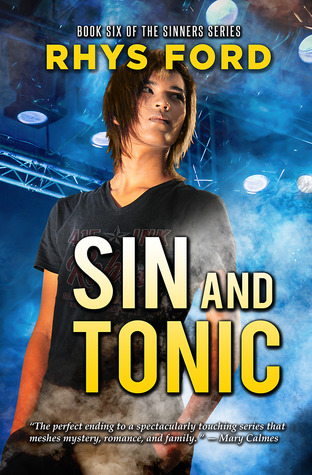 Sin and Tonic (Sinners, #6)