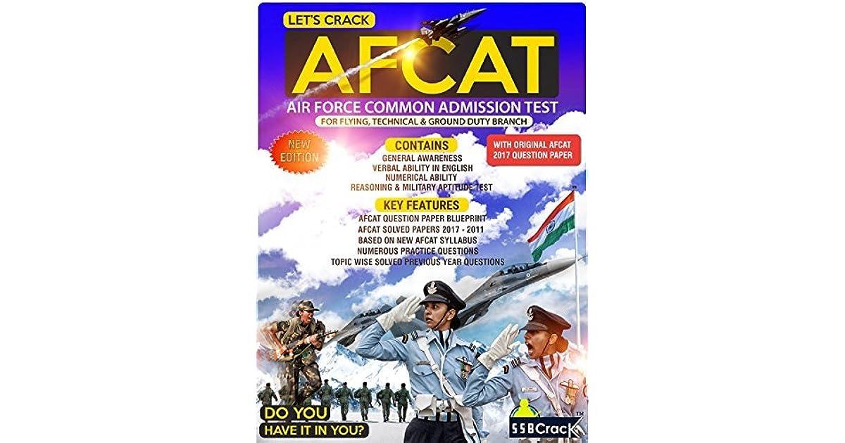 Afcat Exam Ebook