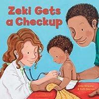 Zeki Gets a Check Up