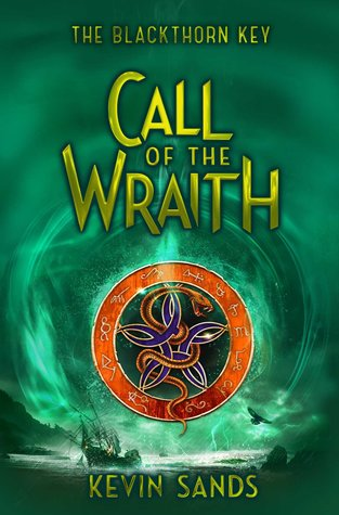Call of the Wraith (The Blackthorn Key, #4)