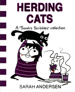 Herding cats by Sarah Andersen