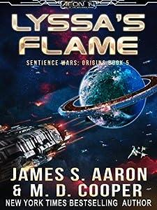 Lyssa's Flame (Aeon 14: The Sentience Wars: Origins #5)