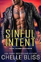 Sinful Intent (ALFA Investigations, #1)