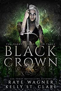 Black Crown (The Darkest Drae Book 3)