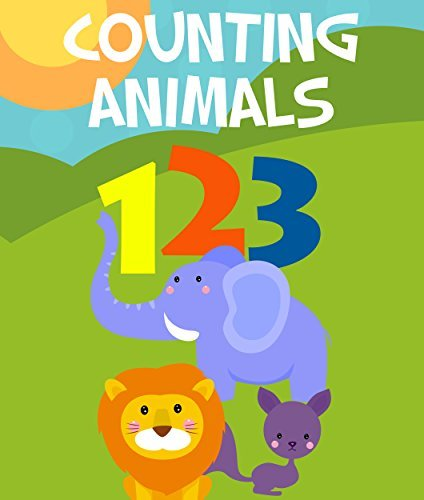 Counting Animals (Learn to Count): Counting Books for Children  by  Speedy Publishing