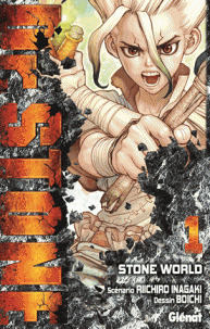Dr.Stone, Tome 1 (Dr. Stone, #1)