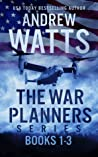 The War Planners, The War Stage, Pawns of the Pacific (The War Planners, #1-3)