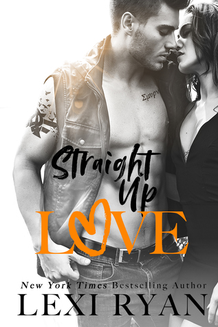 Straight Up Love (The Boys of Jackson Harbor, #2)