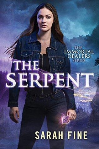 The Serpent (Immortal Dealers, #1)