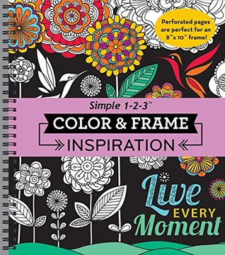 Color Frame Coloring Book - Inspiration by Publications ...