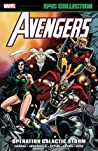 Avengers Epic Collection Vol. 22: Operation Galactic Storm
