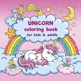 Unicorn Coloring Book For Kids And Adults Bonus Free Unicorn Coloring Pages By Coloring Books Art