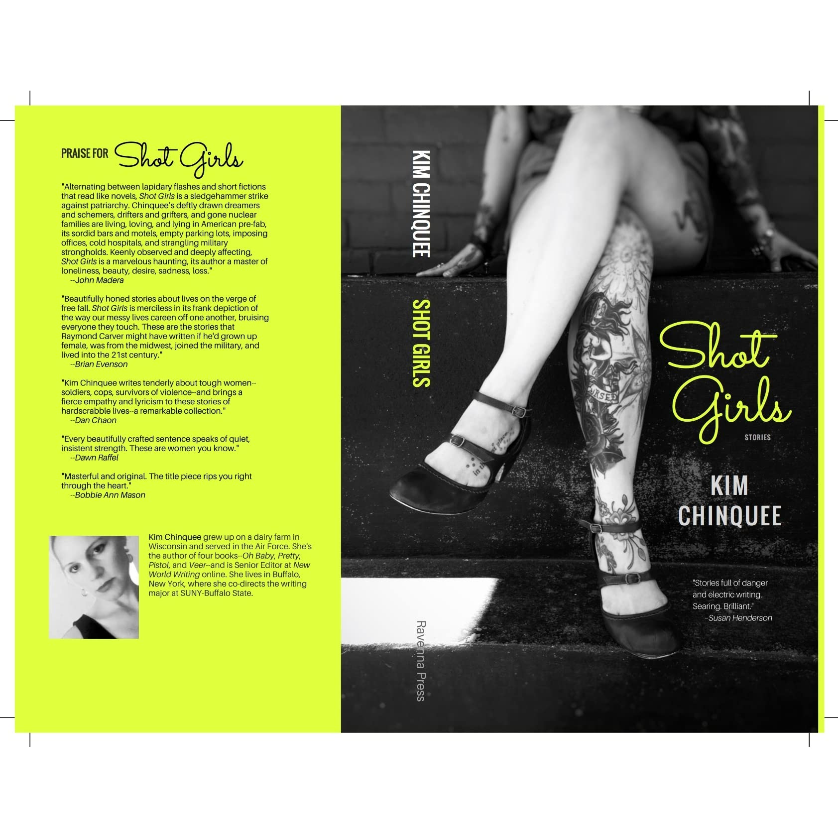 Shot girls by kim chinquee fandeluxe Choice Image