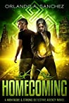 Homecoming (Montague & Strong Case Files #5)