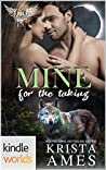 Mine for the Taking (Paranormal Dating Agency Kindle Worlds; Lone Wolves Book 1)
