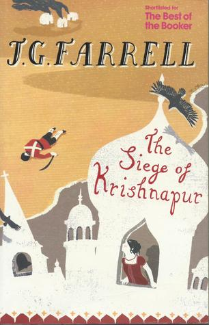 The Siege of Krishnapur (Empire Trilogy, Book 2) (New York Review Books Classics)