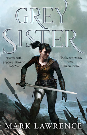 Grey Sister (Book of the Ancestor, #2)
