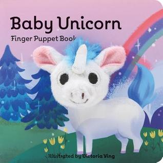 Baby Unicorn by Victoria Ying
