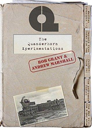 (The Quanderhorn Xperimentations book cover)