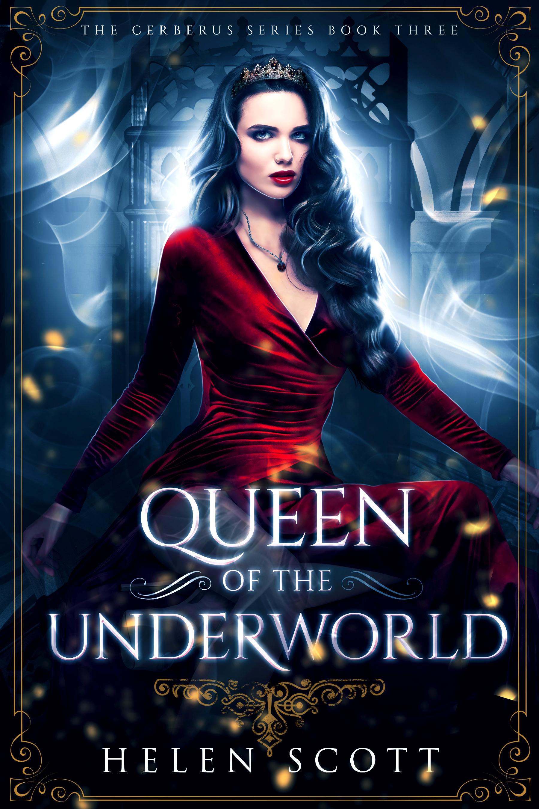 Helen Scott - Cerberus 3 - Queen of the Underworld