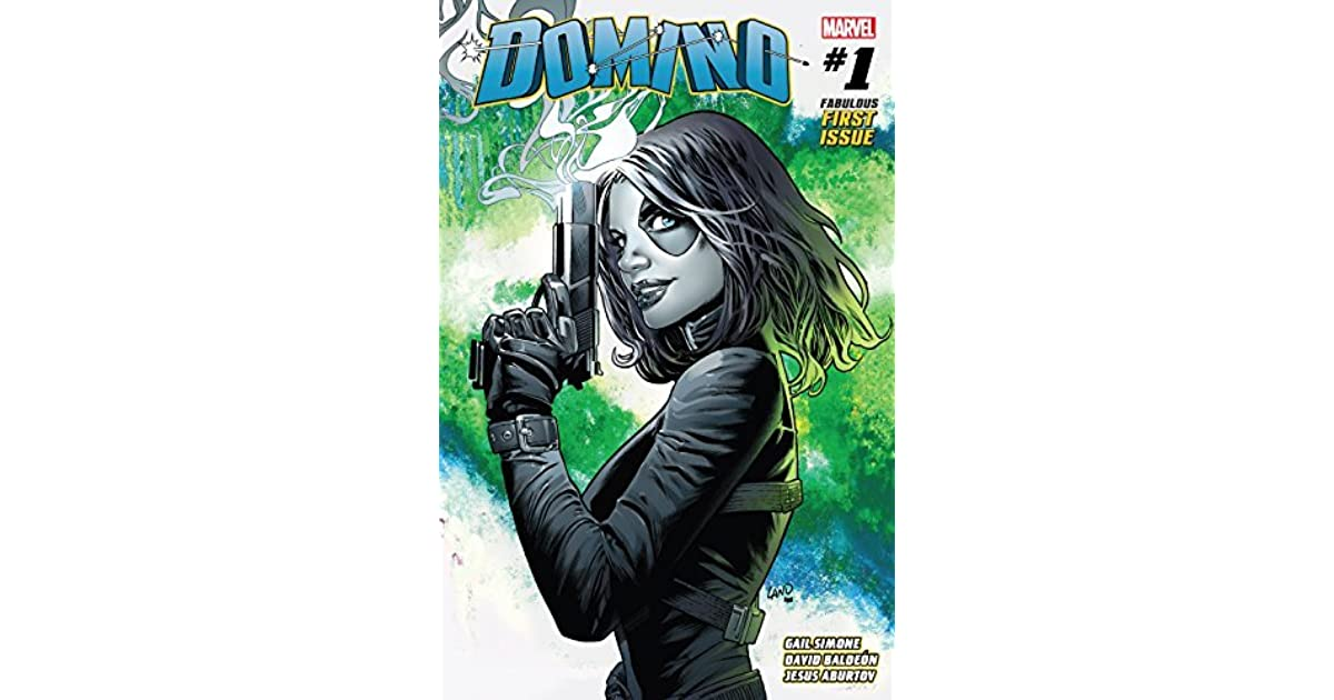 Domino #1 by Gail Simone