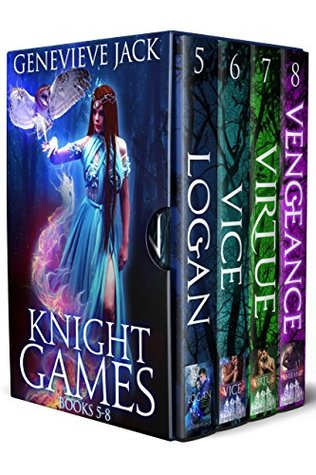 Knight Games Books 5-8