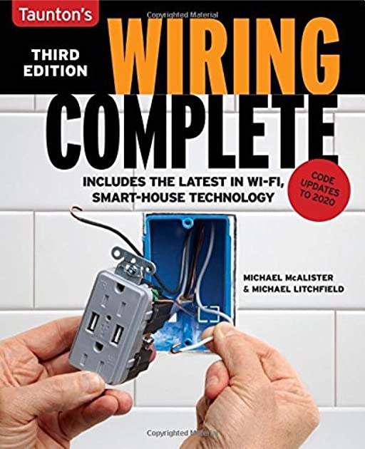 wiring complete by michael mcalister rh goodreads com Residential Electrical Wiring Diagrams Old House Wiring