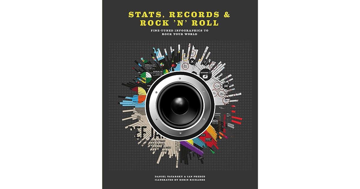 Stats, Records Rock 'N' Roll by Daniel Tatarsky