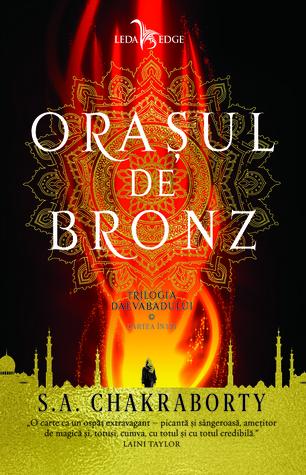 Orașul de bronz (Trilogia Daevabadului, #1)