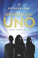 Generación uno (Los nuevos legados de Lorien, #1)