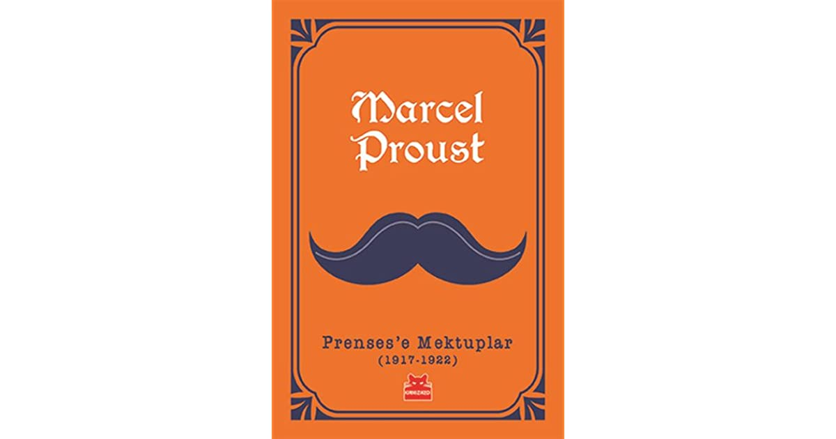 Prensese Mektuplar By Marcel Proust