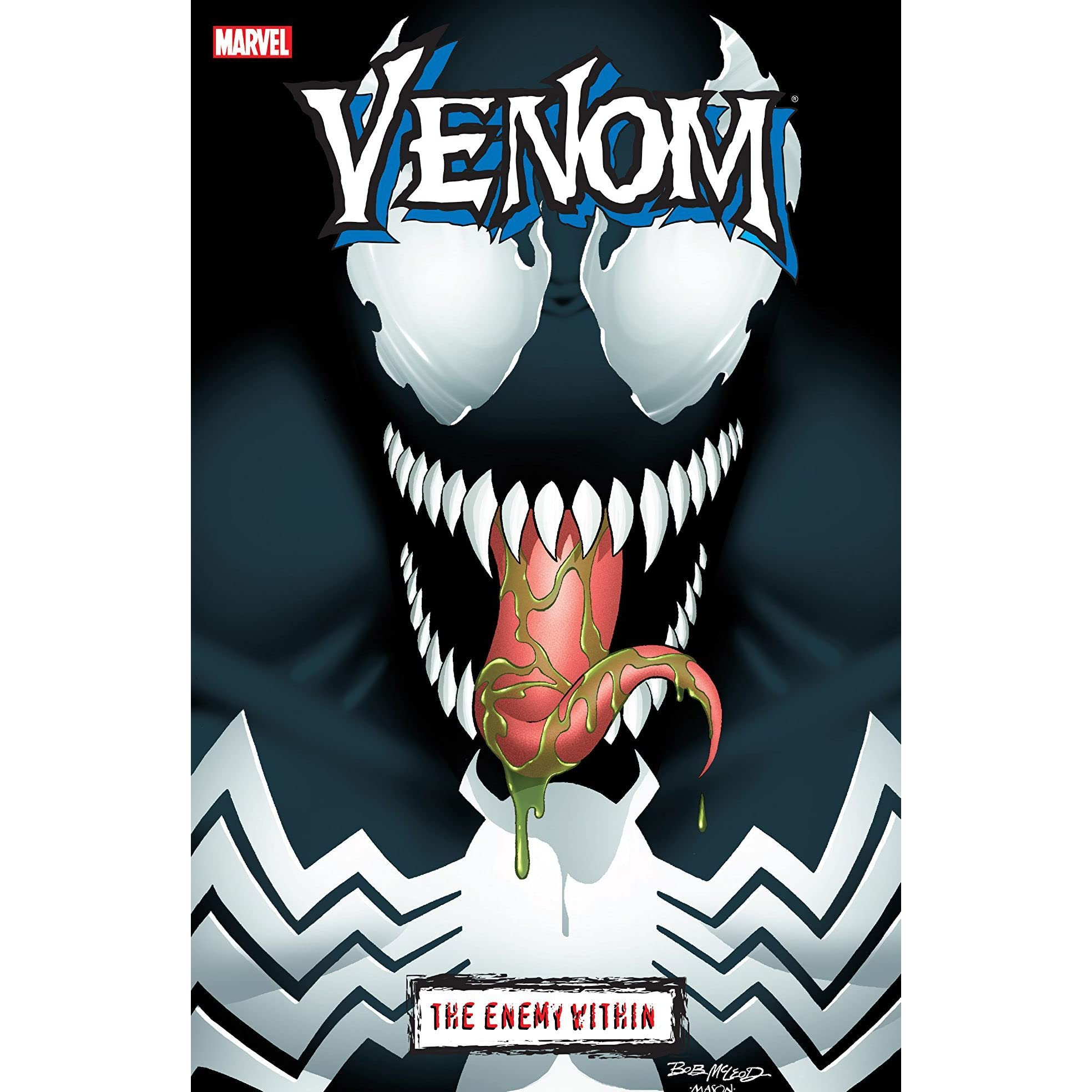 Venom: The Enemy Within by Carl Potts