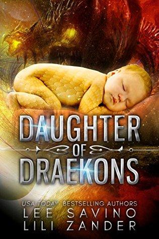 Daughter of Draekons by Lee Savino