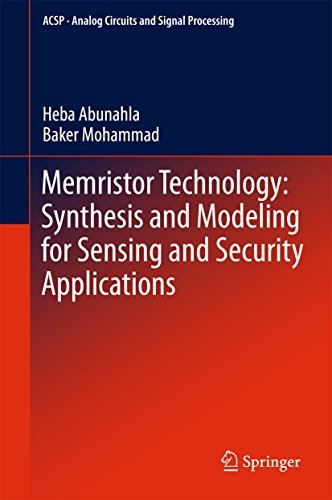 Memristor Technology Synthesis and Modeling for Sensing and Security Applications