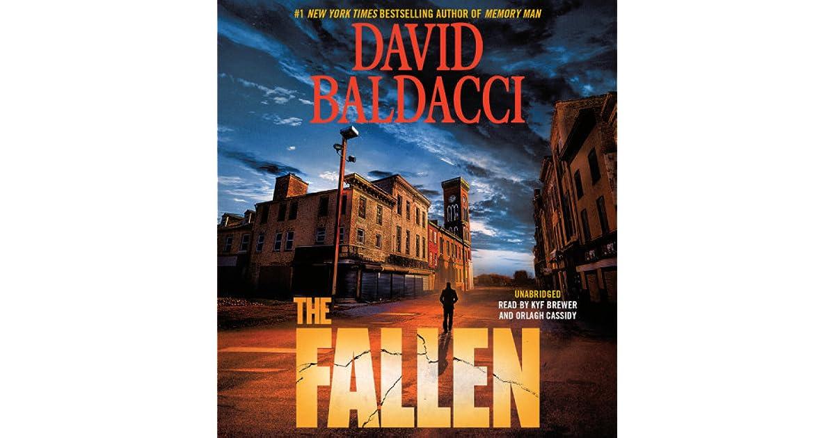 David Baldacci Memory Man Pdf