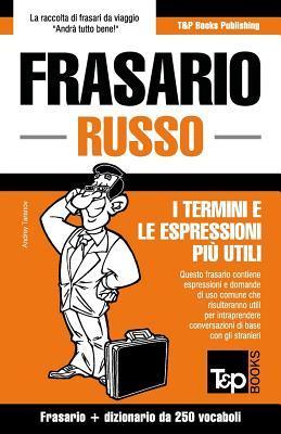 Frasario Italiano-Russo E Mini Dizionario Da 250 Vocaboli
