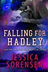 Falling for Hadley: A Novel (Chasing the Harlyton Sisters Book 2)