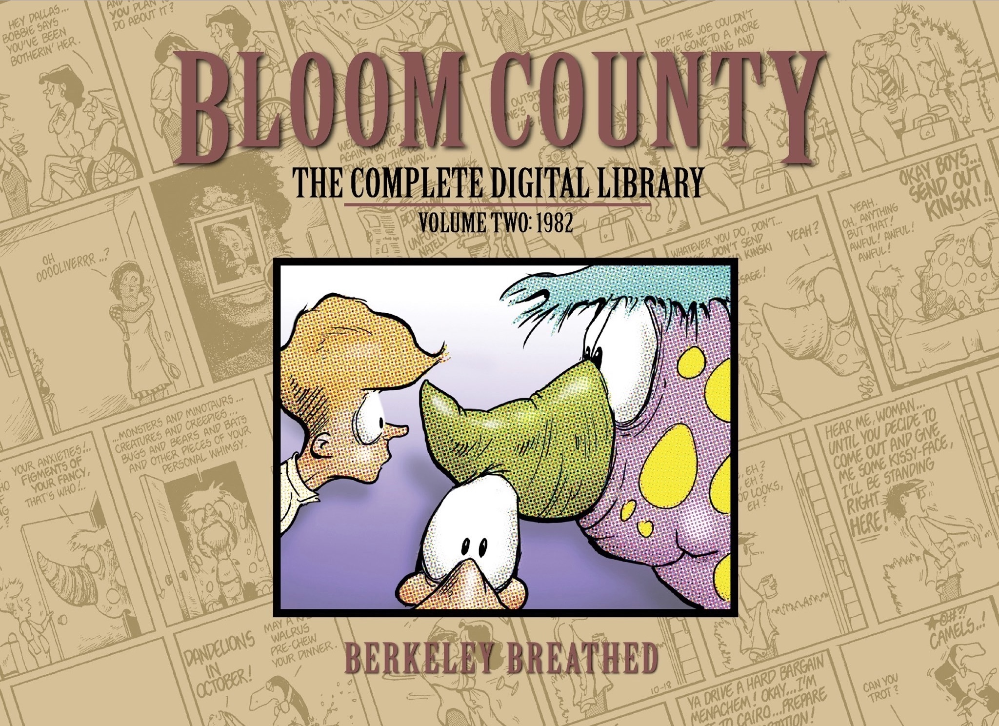 Bloom County: The Complete Digital Library, Vol. 2
