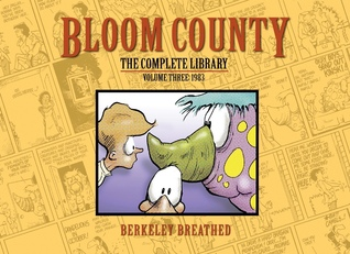 Bloom County: The Complete Digital Library, Vol. 3
