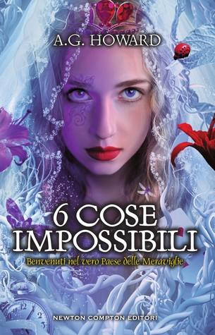 6 cose impossibili (Splintered, #3.5)