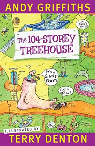 The 104-Storey Treehouse (The Treehouse Series)