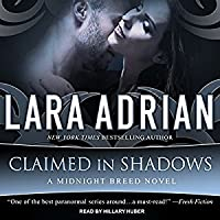 Claimed in Shadows (Midnight Breed, #15)