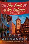 The Pint of No Return (A Sloan Krause Mystery, #2) audiobook review
