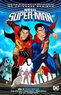 New Super-Man Vol. 3: Equilibrium