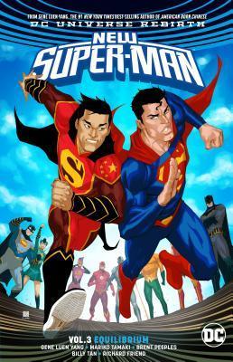 New Super-Man, Vol. 3: Equilibrium